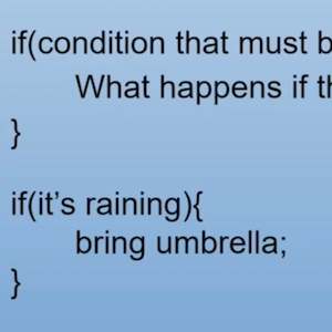 Conditionals In Programming