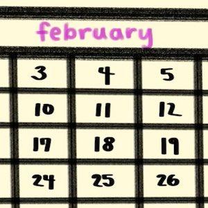February (subtitled)