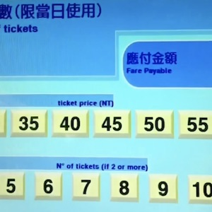 How To Buy A Ticket For The MRT