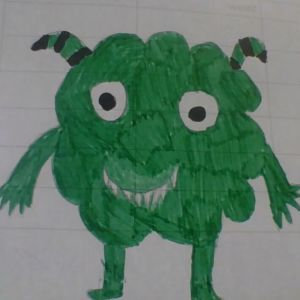 How To Draw A Monster