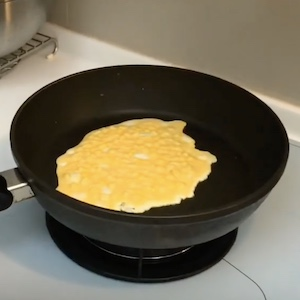 How To Make A Taiwanese Omelette