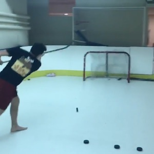 How To Shoot A Slapshot