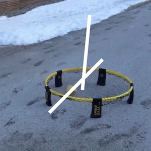 How To Spikeball: The Cut Serve