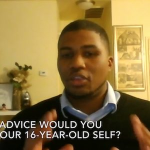 Payton gives some advice to his 16-year-old self.