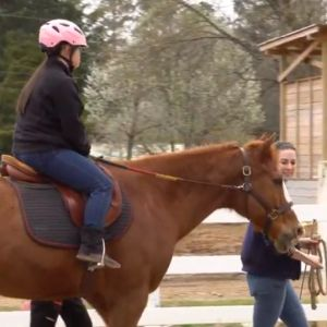 Shining Hope Farms Therapeutic Riding Program